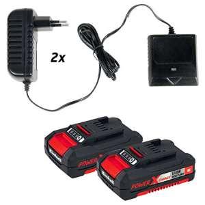 Einhell-Power-X-Change-Garten-Kit-3-System-Akku-Rasenmher-Laubblser-Bohrschrauber-Lampe-inkl-2-Akkus-2x20-und-2-Lader-0-1