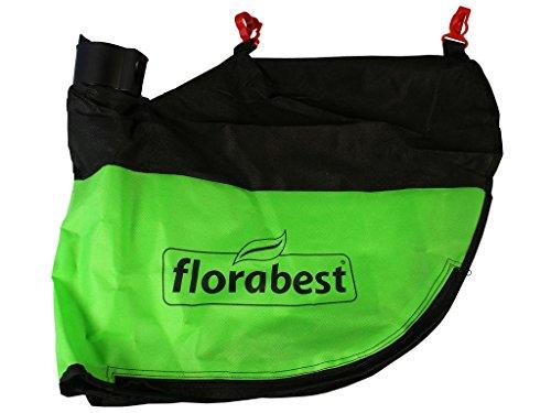 florabest fangsack 45l mit halterung und rei verschluss f r lidl elektro laubbl ser und. Black Bedroom Furniture Sets. Home Design Ideas